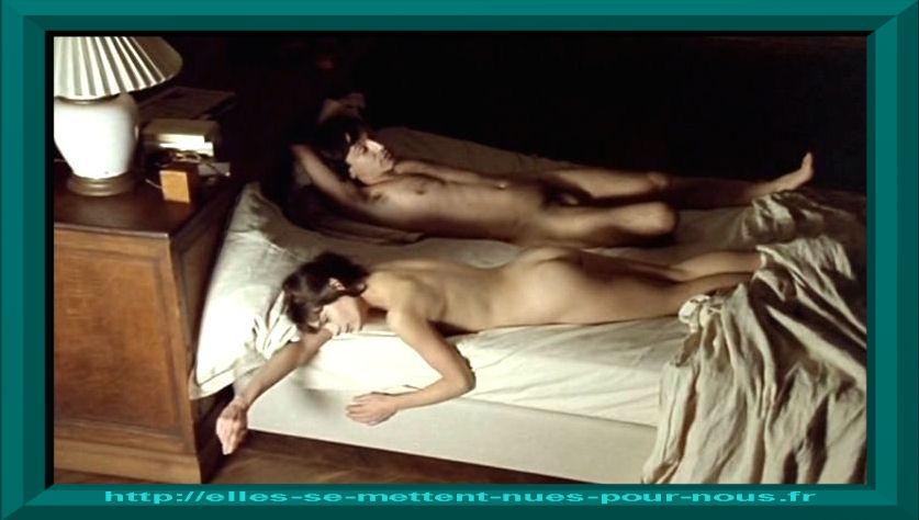 Trintignant nackt Marie  Celebrity videos