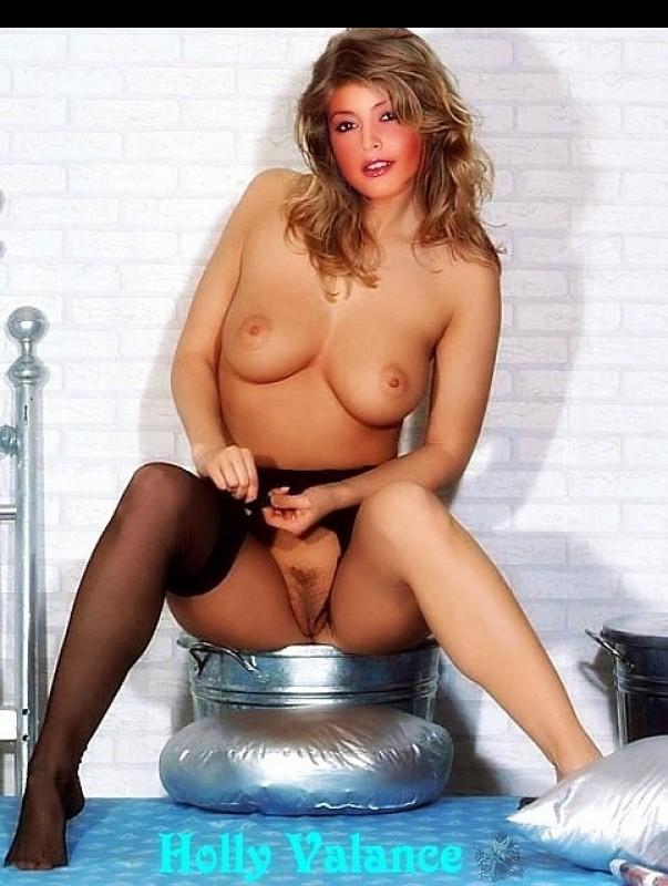 Holly valance porno
